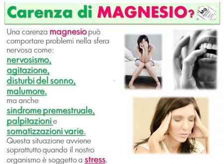 magnesio e attacchi di panico
